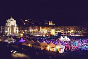 Arraial Lisboa Pride - Terreiro do Paço