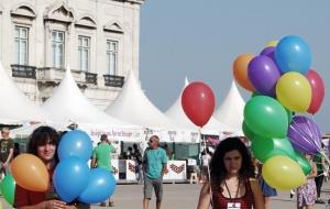 Como vai ser o Pride Village