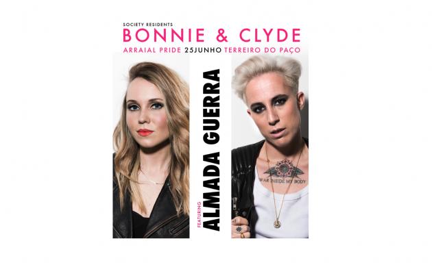 Bonnie & Clyde ft. Almada Guerra