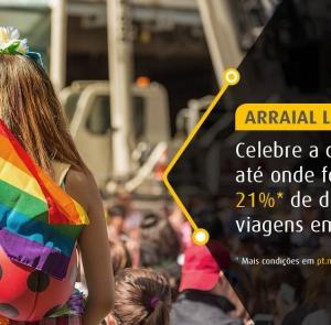 A mytaxi é PARCEIRA OFICIAL DE MOBILIDADE do Arraial Lisboa Pride 2017